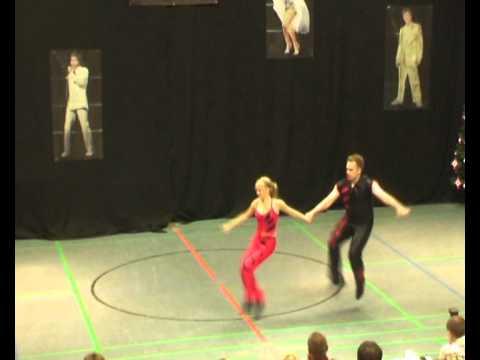 Vanessa Hille & Nico Bub - Sinter Claas Cup 2011