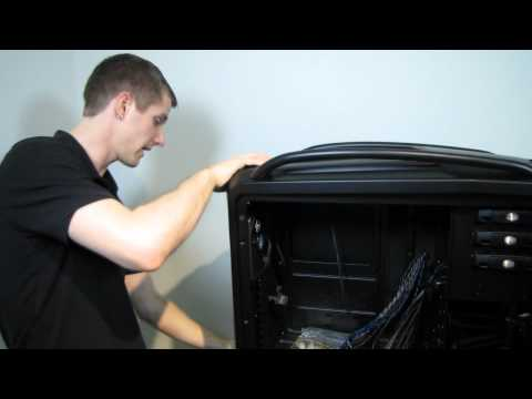 Cooler Master Cosmos II Extreme Gaming Case Unboxing & First Look Linus Tech Tips