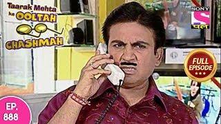Taarak Mehta Ka Ooltah Chashmah - Full Episode 888 - 30th December, 2017