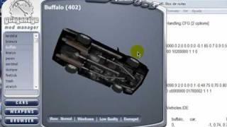 Descargar e instalar GGMM Manager mod con los carros en GTA SAN ANDREAS.