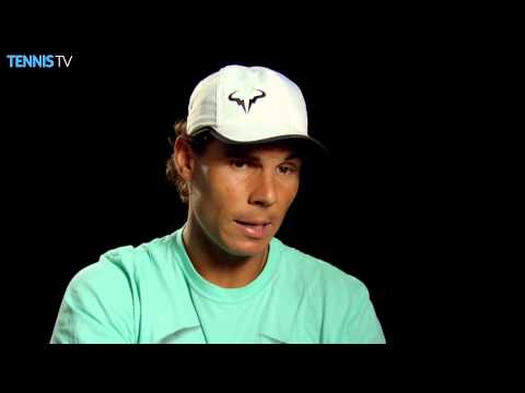 Rome 2015 Preview Interview Nadal