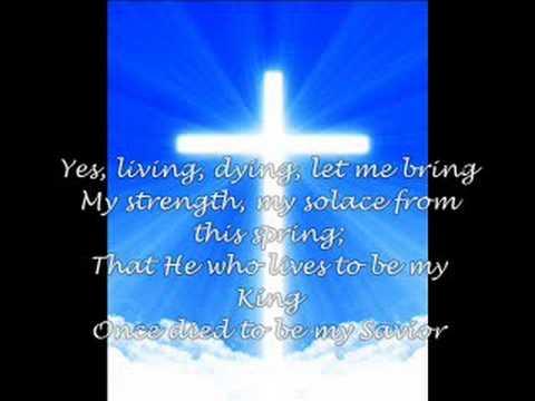 Casting Crowns- My Savior Loves, My Savior Lives - YouTube