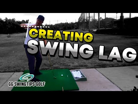 Develop Lag in Your Golf Swing
