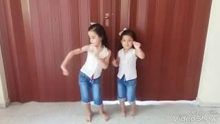 Download رقصنا ع أغنية يا بنات حلوين طعمين 😍 / Rama&Lana channel 3Gp Mp4