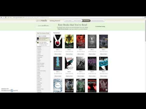 How to make a Goodreads account and like a quote- Kaila Halsted (6th)