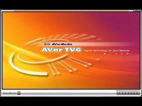 Скачать драйвера AVerMedia AVerTV Studio 505 под Windows XP