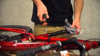 Canyon Service ? Assembling Your Mountain Bike