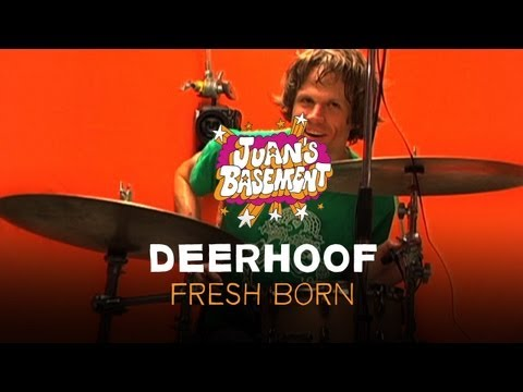 Deerhoof - Fresh Born - Juan&#039;s Basement