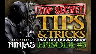 VGT SLOTS - INSIDER TRICKS AND TIPS EPISODE #5