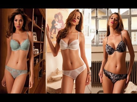 Aida Yespica Looking Freaking Hot in Lingerie – Part-2