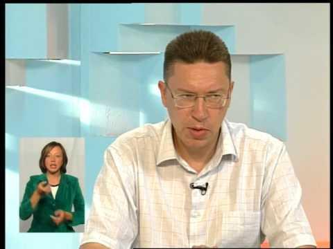 """Андрій Бондаренко в етері ТРК """"Поділля-центр"""""""
