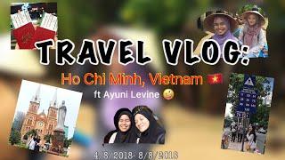 EXPLORING VIETNAM WITH YUNI 🇻🇳