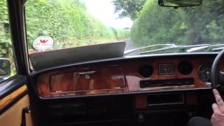 Austin Allegro Vanden Plas 1976 Test Drive - Bradley James Classics