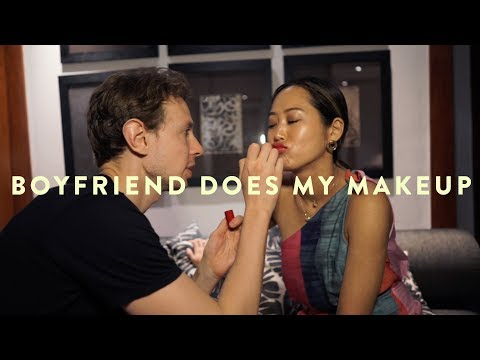 My Boyfriend Does My Makeup | Aimee Song