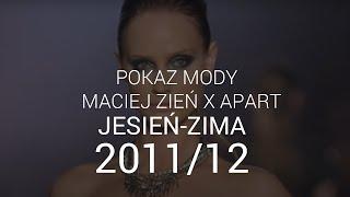Maciej Zień - kolekcja jesień/zima 2011/2012