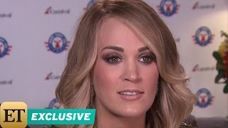 Download Lagu EXCLUSIVE: Carrie Underwood Talks Expanding Her Family With Hubby Mike Fisher Gratis STAFABAND