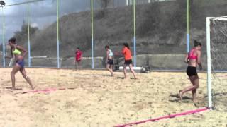 Beach Handball: allenamenti a Roma per Futura
