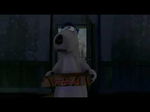 БЕРНАРД: Пицца