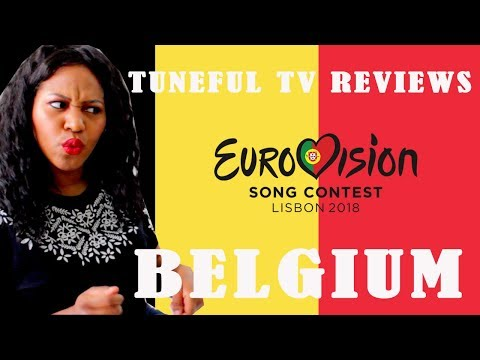 EUROVISION 2018 - BELGIUM - Tuneful TV Reaction & Review