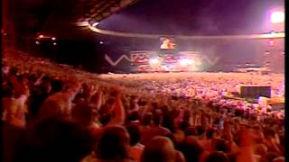 Queen We Are The Champions Hq Live At Wembley 86