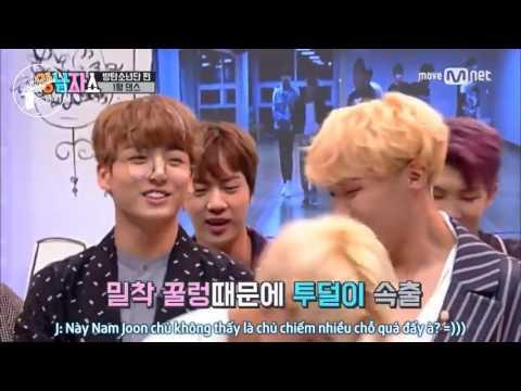 [VIETSUB] 170223 BTS Dance Time Cut @ New Yang Nam Show
