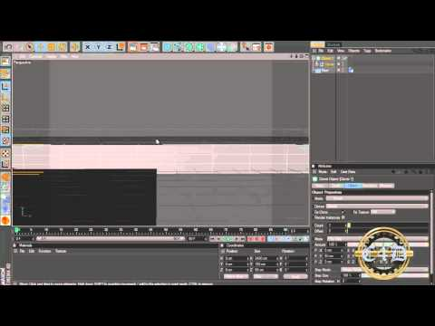 Tutorial Dynamic Brick wall with rigid body , in cinema 4d | PART 1