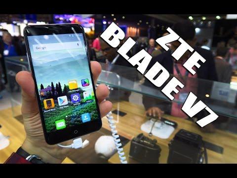 ZTE Blade V7 и V7 Lite (MWC2016)