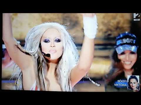Békefi Viktória (Sztárban Sztár Leszek) - Let's get dirty, Christina Aguilera