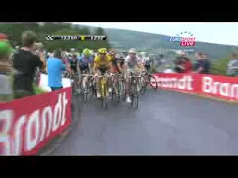 Пульта НЕТ   Видео ИнтерНЕТ   Le Tour de France 2010 Stage 2 Brussels   Spa Belgium 203 km