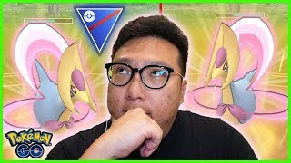 THIS IS HOW GOOD GRASS KNOT CRESSELIA IS IN GO BATTLE - POKEMON GO BATTLE GREAT LEAGUE