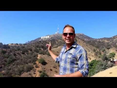 How to get to the Hollywood sign in Los Angeles (Best way to see it )