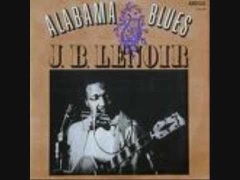 ALABAMA BLUES / MARCH JB LENOIR
