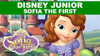 Sofia the First Once Upon a Princess - Full Episode 1 of The Missing Amulet Game Movie in English New 2014 Disney Jr. Cartoon HD 1080p