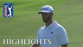 Dustin Johnson extended highlights | Round 3 | Sentry