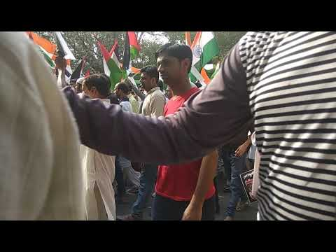 Yaum e Quds Day New Delhi 2018