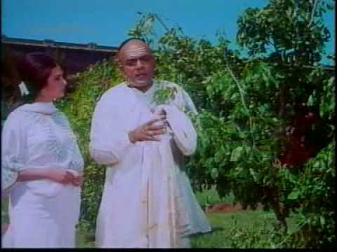 Padosan- Comedy Scene From The Hindi Movie. video