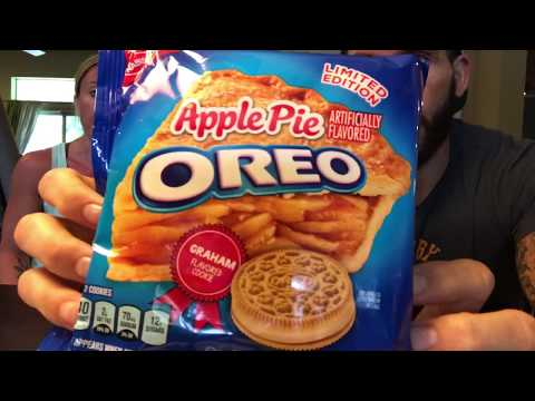 Family Sized Review: Apple Pie Oreos