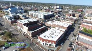 Downtown Florence SC voiced by Scott Gorman