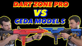 [NERF FACE OFF] Dart Zone Pro MK 1.1 vs CEDA Model S (The Ultimate Buyers Guide!)