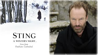 Sting A Winter 39 S Night Live From Durham Cathedral Fhd 1080