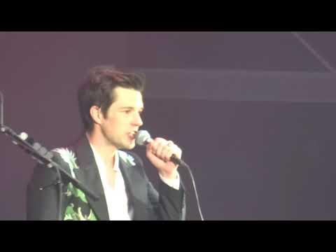 The Killers - Romeo & Juliet (Cover) - Swansea, Wales - Jun 23 2018