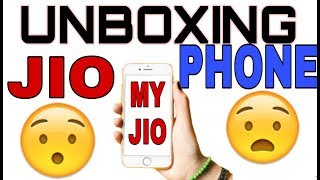 JIO #MOBiLE #UNBOXING  ONLY 1500 RUPEES IN HINDi  LANGUAGE