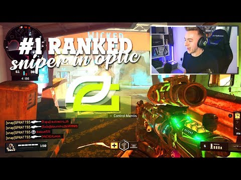 Introducing The #1 OPTIC SNIPER Of All Time...