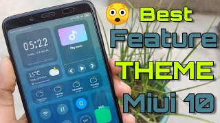 REDMI NOTE 5 PRO BEST FEATURE THEME IN MIUI 10 - HIGH CLASH THEME - ALL XIAOMI USERS