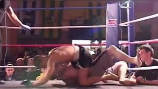Conor McGregor vs Stephen Bailey 2008 12 12 KO