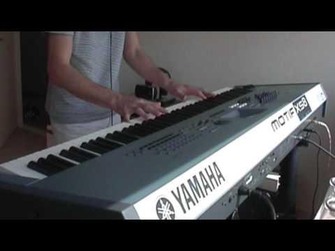 Titanic Theme: My Heart Will Go On (motif Xs8) video