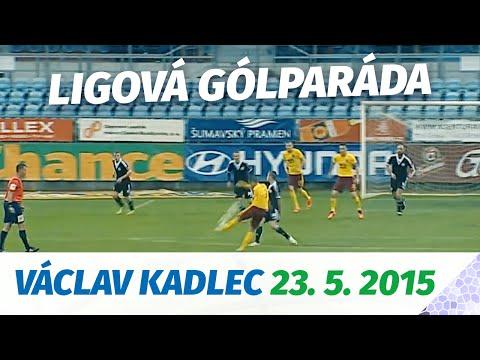 Ligová gólparáda - Václav Kadlec