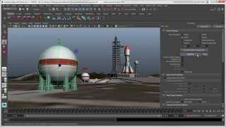 Softimage to Maya Bridge: Editing Pivots and Matching Transformations in Maya