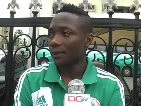 Stephen Keshi Assures Eagles' victory