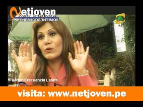 Caso Alicia Delgado: Abencia Meza recibió visita de supuesta pareja
